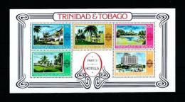 Trinidad Y Tobago  Nº Yvert  HB-22  En Nuevo - Trinidad Y Tobago (1962-...)