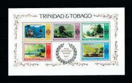Trinidad Y Tobago  Nº Yvert  HB-17  En Nuevo - Trinidad Y Tobago (1962-...)