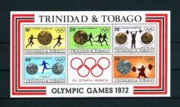 Trinidad Y Tobago  Nº Yvert  HB-4  En Nuevo - Trinidad Y Tobago (1962-...)