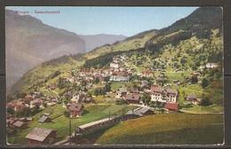 Carte P ( Suisse - Wengen / Chemin De Fer ) - Trains