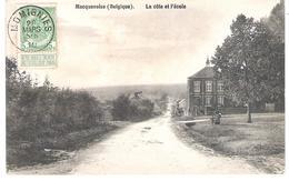 Macquenoise   La  Côte Et L'école - Momignies