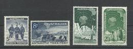 AUSTRALIA  YVERT   2/5    MNH  ** - Territorio Antártico Australiano (AAT)