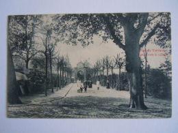 Tervuren Tervueren Parc De Sorti Vers Le Village Edit Michiels Leblicq Gelopen Circulée 1910 - Tervuren