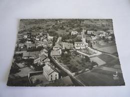 05 - HAUTES-ALPES - SAINT-CHAFFREY - VUE PANORAMIQUE AÉRIENNE - EN AVION AU DESSUS DE ... - CACHET BUREAU DISTRIBUTION - Frankrijk