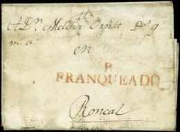 1 D.P. 6 - NAVARRA.1803 - Spain