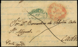 "5 1852. ""Compañia De Berdugo"" De Jerez  Cádiz - Spain"