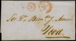 15 1852. Cda De Sta. Cruz De Tenerife A Icod - Spain