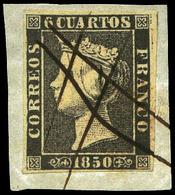 19 Ed. 1A - 1850-68 Kingdom: Isabella II