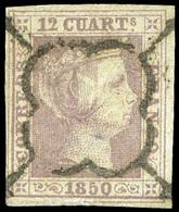 21 Ed. 0 2 - 1850-68 Kingdom: Isabella II