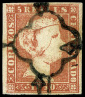 22 Ed. 0 3 - 1850-68 Kingdom: Isabella II