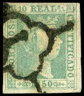 23 Ed. 0 5 - 1850-68 Kingdom: Isabella II