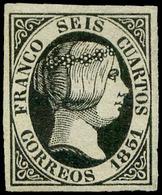 24 Ed. * 6 - 1850-68 Kingdom: Isabella II