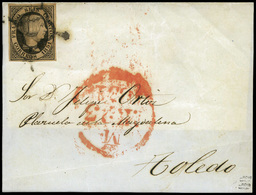 25 Ed. 6 - 1850-68 Kingdom: Isabella II