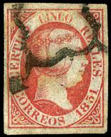 27 Ed. 0 9 - 1850-68 Kingdom: Isabella II