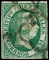 28 Ed. 0 11 - 1850-68 Kingdom: Isabella II