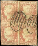 31 Ed. 0 12 Bl. 4 - 1850-68 Kingdom: Isabella II