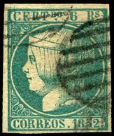 35 Ed. 0 16 - 1850-68 Kingdom: Isabella II