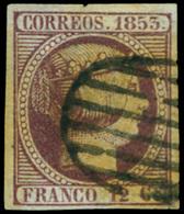 37 Ed. 0 18 - 1850-68 Kingdom: Isabella II