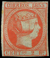 38 Ed. * 19 - 1850-68 Kingdom: Isabella II