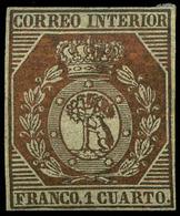 40 Ed. ** 22 - 1850-68 Kingdom: Isabella II