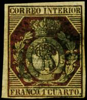 41 Ed. 0 22 - 1850-68 Kingdom: Isabella II