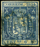 47 Ed. 0 27 - 1850-68 Kingdom: Isabella II