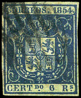 48 Ed. 0 27 - 1850-68 Kingdom: Isabella II