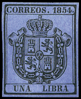 49 Ed. ** 28/31 - 1850-68 Kingdom: Isabella II