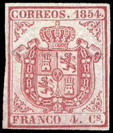 53 Ed. ** 33 - 1850-68 Kingdom: Isabella II