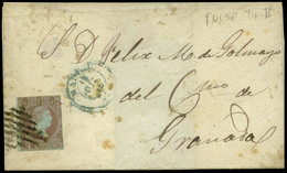 60 Ed. 40F - 1850-68 Kingdom: Isabella II