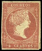 68 Ed. * 48F - 1850-68 Kingdom: Isabella II