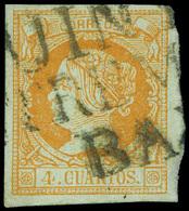 74 Ed. 0 52 - 1850-68 Kingdom: Isabella II