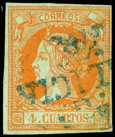 75 Ed. 0 52 - 1850-68 Kingdom: Isabella II