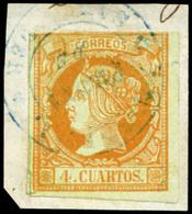 76 Ed. 0 52 - 1850-68 Kingdom: Isabella II
