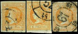 79 Ed. 0 52(63) - 1850-68 Kingdom: Isabella II