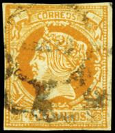 87 Ed. 0 52F - 1850-68 Kingdom: Isabella II