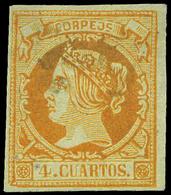 90 Ed. * 52 - 1850-68 Kingdom: Isabella II
