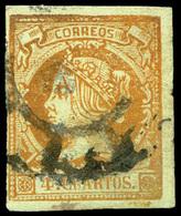91 Ed. 0 52F - 1850-68 Kingdom: Isabella II