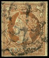 92 Ed. 0 52F - 1850-68 Kingdom: Isabella II