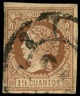 98 Ed. 0 54 - 1850-68 Kingdom: Isabella II