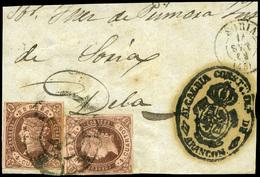 111 Ed. 58(2) - 1850-68 Kingdom: Isabella II