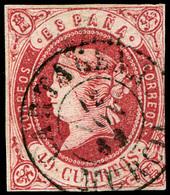 112 Ed. 0 60 - 1850-68 Kingdom: Isabella II