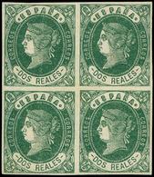 113 Ed. * 62a Bl. 4 - 1850-68 Kingdom: Isabella II