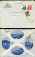 "449 Ed. 681-683-687 - 1936. ""La Guardia Sep/36"" A Viena. - 1931-50 Nuevos & Fijasellos"