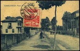 "770 Ed. TP 682-683+ 3 - 1937. Preciosa Postal De Torrelavega Con Fechador ""Avilés 25/06/37"" Cda A Tánger Con C.M. Valenc - Asturias & Leon"