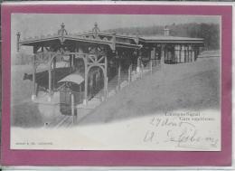 LAUSANNE-SIGNAL Gare  Supérieure - VD Vaud
