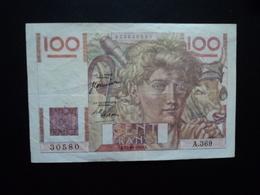 FRANCE : 100 FRANCS  12.10.1950   FAYETTE 28 / P 128c    TTB * - 1871-1952 Anciens Francs Circulés Au XXème