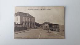 LA PLAGE D'HYERES (83)  Plage Hotel Et Terrasses - Hyeres