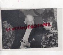 23 - GUERET - MARCEL JOUHANDEAU LORS DE SON DERNIER SEJOUR EN CREUSE- 1988 ANNEE JOUHANDEAU - Personalidades Famosas