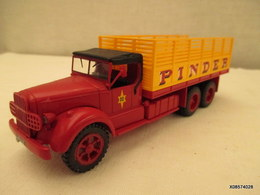 Voiture Miniature 1/43em  CORGI CIRQUE PINDER  Camion  MACK NR  Tres Bon Etat - Toy Memorabilia